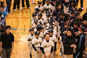 2015スポーツ少年団本部交流大会に参加しました